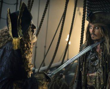 Pirații din Caraibe, Răzbunarea lui Salazar