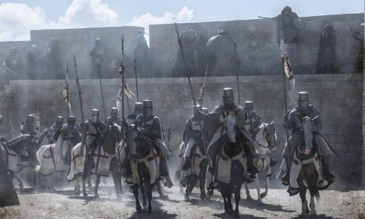 seriale noi, Knightfall, seriale